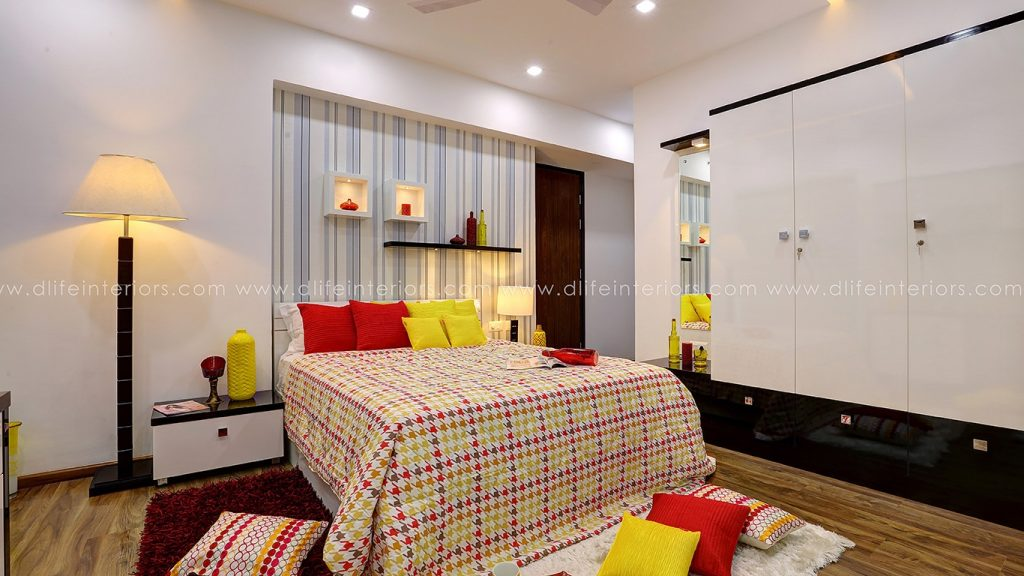 Large and spacious wardrobes for bedrooms
