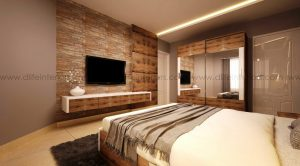 Bedroom-with-wooden-TV-unit-and-wardrobes-1024x565-1