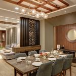 dining room wall paneling materials